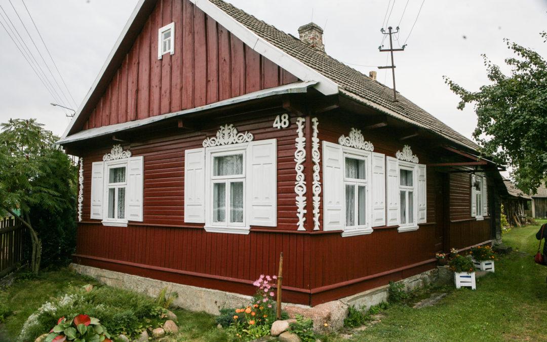Borysówka – Wioska Drewniana