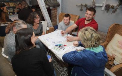 Jak założyć wieś tematyczną? – ruszyły warsztaty w LGD Wrzosowa Kraina