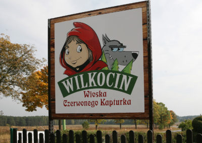 Wilkocin – Wioska Czerwonego Kapturka