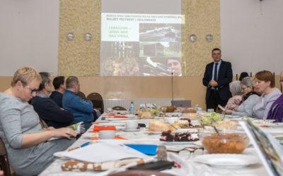Wioski tematyczne szansą na rozwój sołectw i społeczności lokalnych – relacja z Ławszowej
