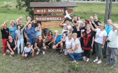 Liderzy ze śląskiej Czernicy w dolnośląskich wsiach tematycznych