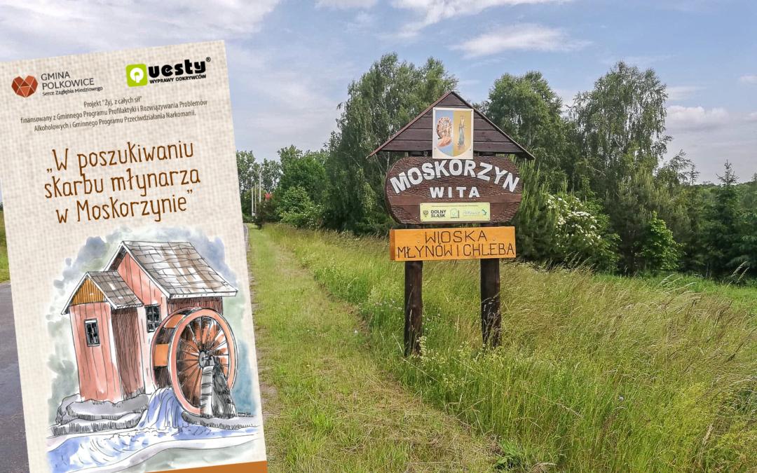 Moskorzyn – Wioska Młynów i Chleba zaprasza!
