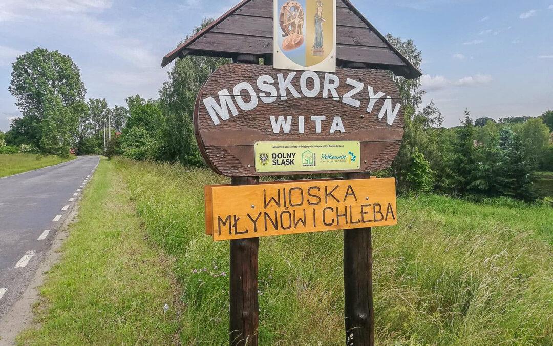 Moskorzyn – Wioska Młynów i Chleba